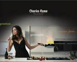 Cera'Mod - Orange - Charles Réma Cuisine Française